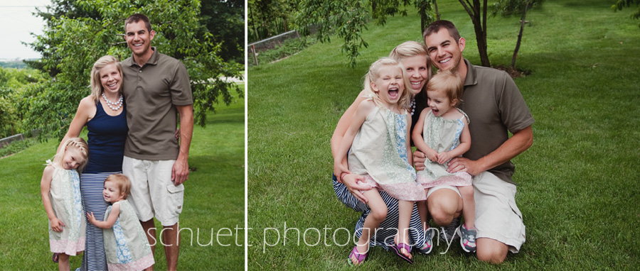 goofy family pictures in waukesha wisconsin