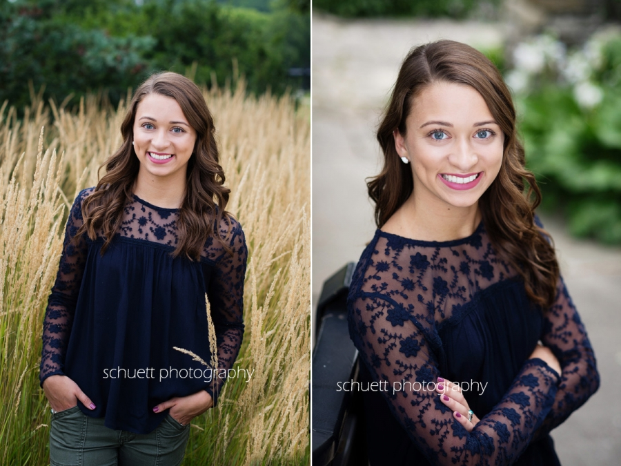 brookfield east central natural park beautiful senior portraits photography milwaukee