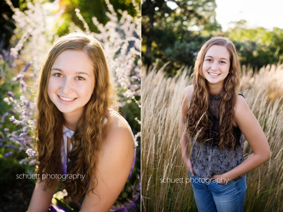 natural sunshine park outdoor beautiful senior photography milwaukee waukesha wisconsin