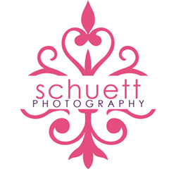 Milwaukee, Waukesha, Wisconsin Photography | Senior, Newborn, Family Photography | Schuett Photography logo